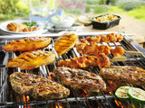 Barbecue halal menu_