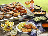 Barbecue menu_