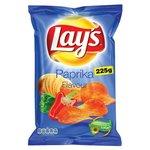 Chips paprika.