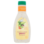 Gwoon Dressing Honing Mosterd