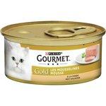 Gourmet Gold Mousse met Kip