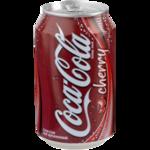Coca Cola Cherry blikje