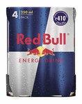 Red Bull 4x250ml