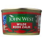 John West Rode Zalm MSC