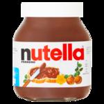 Nutella Hazelnootpasta 630gr