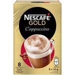 Nescafe Cappucino 125gr