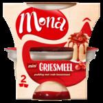 Melkan Griesmeel/Rode Bessensaus 500gr