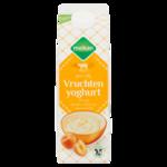 Melkan Vruchten Yoghurt Perzik 1l