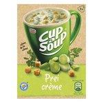 Unox Cup A Soup Prei Creme 3st
