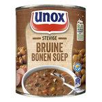 Unox Stevige Bruine Bonen Soep 800ml