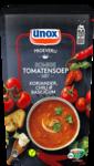 Unox Proeverij Romige Tomatensoep Met Gerookte Chili/Basilicum