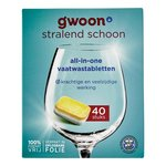 Gwoon Vaatwastablet All-In-One 25st